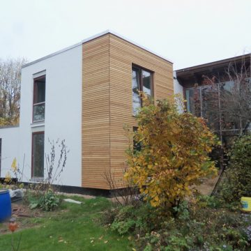 Holzrahmenbau / Fachwerkhäuser